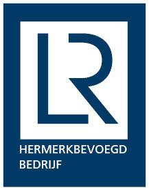 LR Bevoegd Fabrikant Nieuw logo